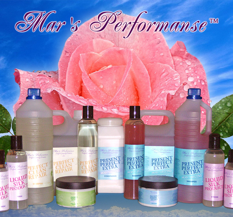 Mar's Performanse™ All Perfect Grooming Products